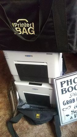 2 Professional Photo Booth Printers. DNP RX1HS for Sale in Pittsburg,  CA
