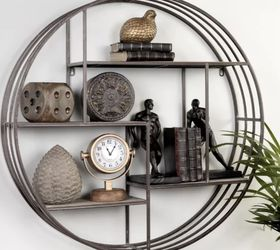 """31.5"""" Little 4-piece circle accent shelf. MSRP $120. Our price $80 + sales tax for Sale in Woodstock,  GA"""