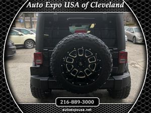 2017 Jeep Wrangler Unlimited for Sale in Cleveland, OH