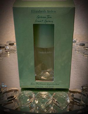 Elizabeth Arden Green Tea Scent Spray Eau Parfumee/Parfum/Perfume .5 fl oz/15ml NEW NIB Made in USA! for Sale in San Diego, CA