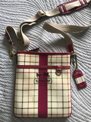 Coach messenger bag for Sale in East Tawakoni, TX