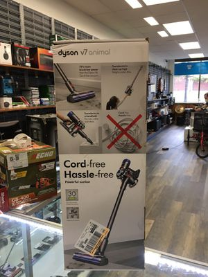 Dyson V7 Animal Cordless Vacuum Cleaner for Sale in Lynn, MA