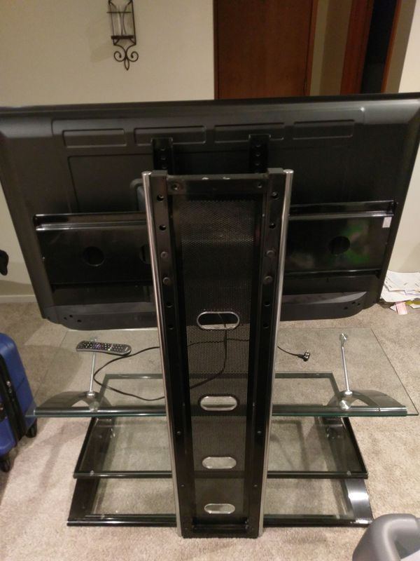 """42"""" TV and Stand"""