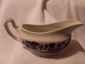 Vintage Gravy Bowl Blue Willow for Sale in Jacksonville, FL