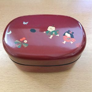 Red Bento Box for Sale in San Gabriel, CA
