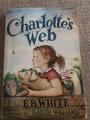 Charlotte's Web by EB White - paperback book for Sale in Miami, FL