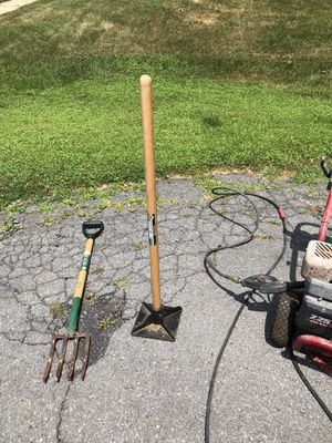 Power wash and tools for Sale in Silver Spring, MD