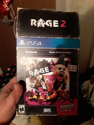 Rage 2 ps4 for Sale in Sulligent, AL