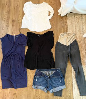 Maternity clothes size M/L Perfect condition!! for Sale in Virginia Beach, VA