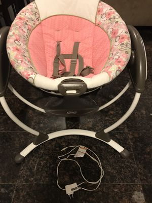 Graco baby swing! for Sale in San Francisco, CA