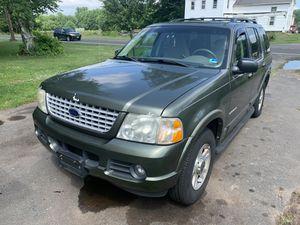 2002 Ford Explorer for Sale in Hartford, CT