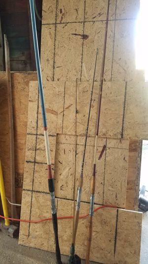 4 Fishing rods for Sale in Queens, NY