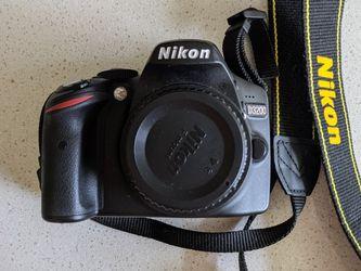 Nikon D3200 + Kit for Sale in Seattle,  WA