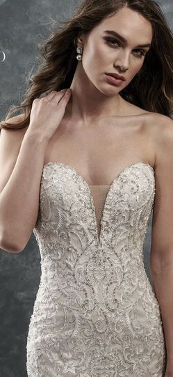 Wedding Dress Never Worn for Sale in Haslet, TX