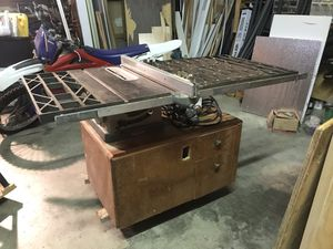 Vintage Table Saw for Sale in Everett, WA