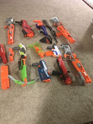 Nerf guns for Sale in Arlington, VA