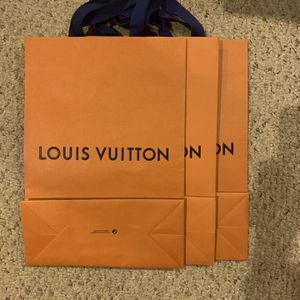 Louis Vuitton Shopping Bag Set Of 3 Authentic Brand New!!! for Sale in Riverside, CA