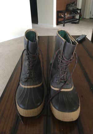 Men's Sorel waterproof Boots size 11 for Sale in Tarpon Springs, FL