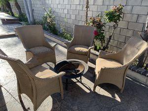 4set patio furniture for Sale in Santa Ana, CA