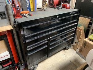 Snap on tool box for Sale in Marina del Rey, CA