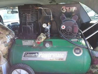 Coleman 3 1/2 Horsepower Air Compressor for Sale in Harrisburg,  PA