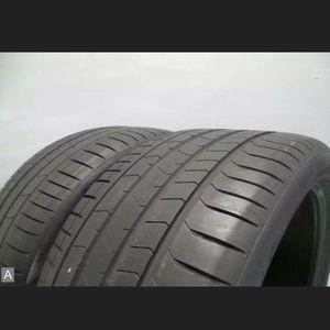Pair 315 35 21 Pirelli Pzero RSC Run Flat with 85% Tread 7/32 111Y #7252 for Sale in Miami, FL