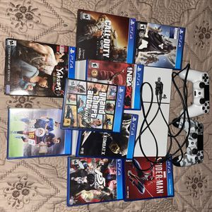 White PS4 500GBs for Sale in Los Angeles, CA