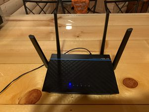 Asus Wireless Gigabit Router for Sale in Plainfield, IL