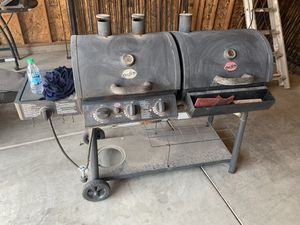 Double bbq grill for Sale in Clovis, CA