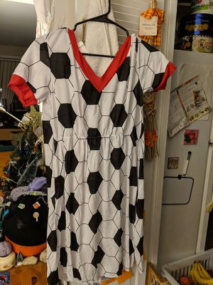 Pregnant soccer mom costume Halloween for Sale in Los Angeles, CA