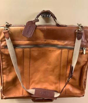 Rare TUMI Dakota vintage Garment bag- great condition for Sale in Rancho Cordova, CA