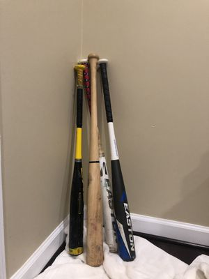 Baseball bats for Sale in Annapolis, MD