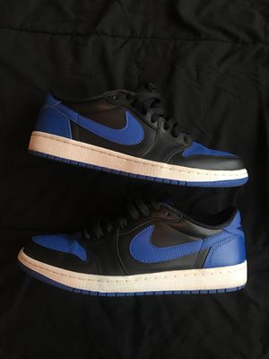 Jordan 1 low Royal size 9.5 for Sale in Portland, OR