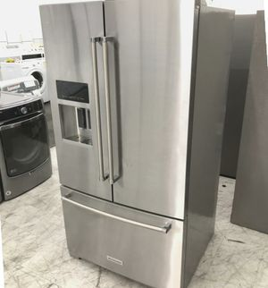 ON SALE! KitchenAid French Door Refrigerator - 28 cubic - Stainless St for Sale in San Jose, CA