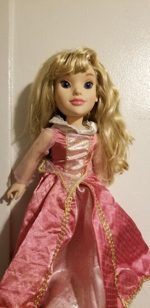 Disney Princess and Me Aurora Doll for Sale in San Diego, CA