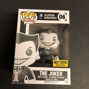Funko Pop Joker Hot Topic Exclusive for Sale in San Antonio, TX