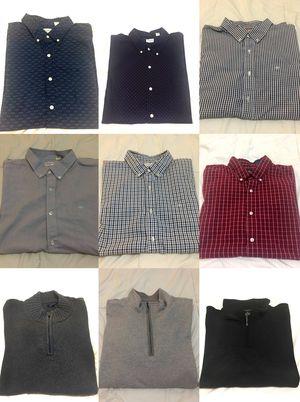 Full XXL Shirt Set (Dockers   Van Heusen) for Sale in Sacramento, CA