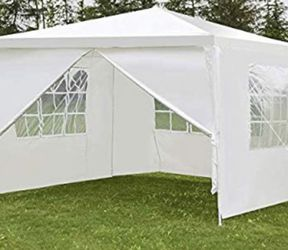 Enjoy the outdoors in this 10 x 10 tent with walls/barbecue/weddings/birthdays/carport/events for Sale in Hollywood,  FL