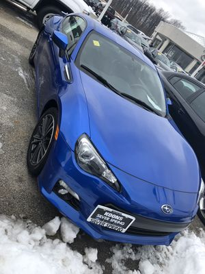 2014 Subaru BRZ Limited *Lifetime Warranty* for Sale in Silver Spring, MD