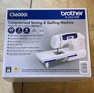 Brother CS6000I Sewing Machine for Sale in Falls Church, VA