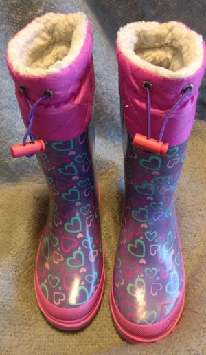 Rain Boots Kids Size 11-12 for Sale in Bensenville, IL