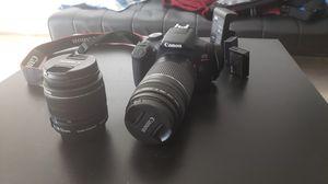 Canon Rebelt6 EOS5 for Sale in Miami, FL