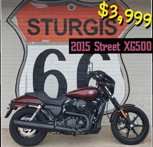Harley Davidson Street XG500 for Sale in O'Fallon, MO
