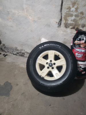2007 ford ranger rims.. for Sale in Chelsea, MA