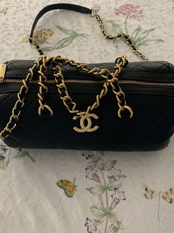 Vip Black Leather Chanel for Sale in Las Vegas,  NV