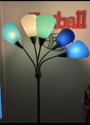 Floor lamp home decor lighting for Sale in Tacoma, WA