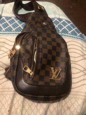 Louis Vuitton fanny bag for Sale in Detroit, MI