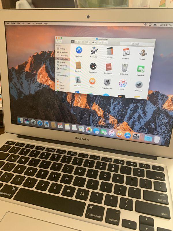 MacBook Air early 2014 13 inch