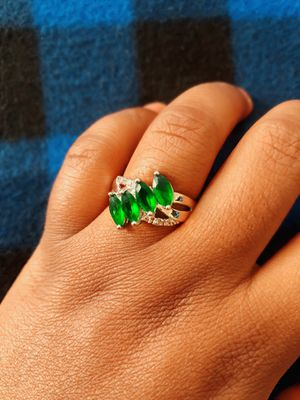 Green Ring for Sale in Queens, NY