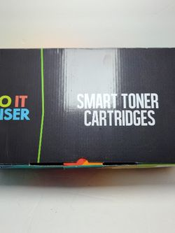 Do it Wiser Compatible Toner Cartridge Replacement for Xerox Phaser 6510, WorkCentre 6515 High Yield (5 Pack, 2 Black, 1 CMY) for Sale in Las Vegas,  NV